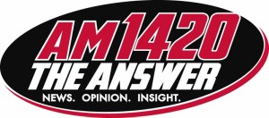 AM 1420 The Answer Logo(2)