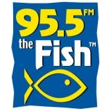 FM 95.5 The Fish Logo
